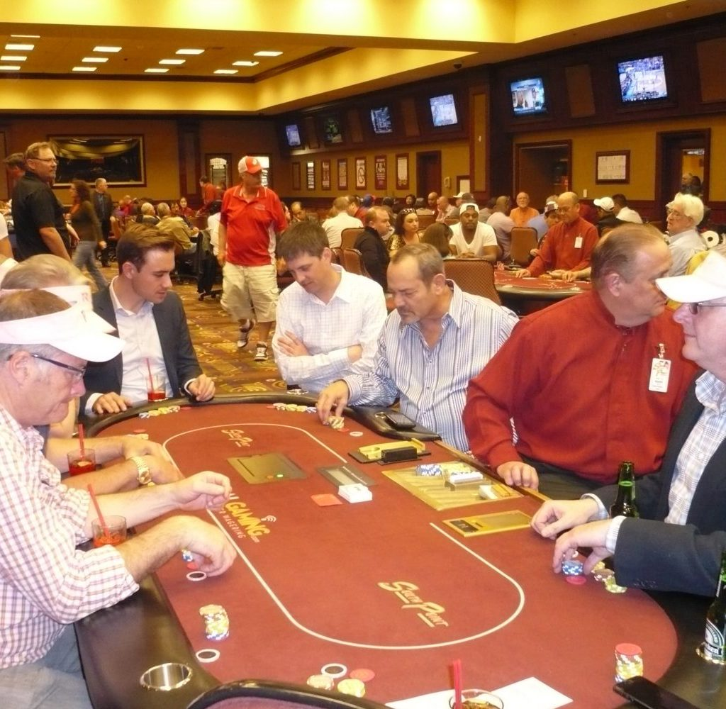 Send Me On Vacation Poker Tournament