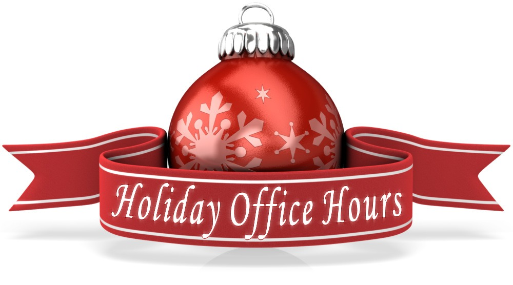 Seasonal Office Hours